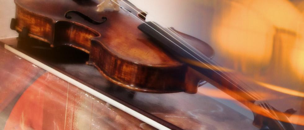 Instrumente für alte Musik