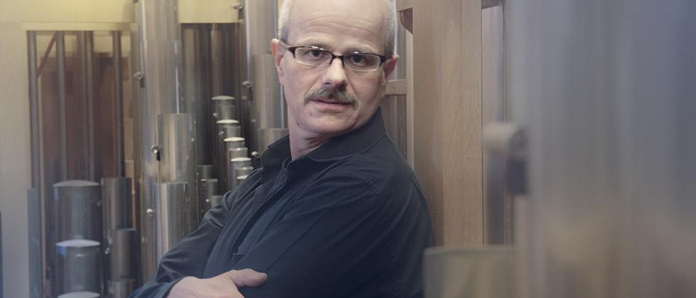 Freund der Musikfreunde : Prof. Martin Lücker