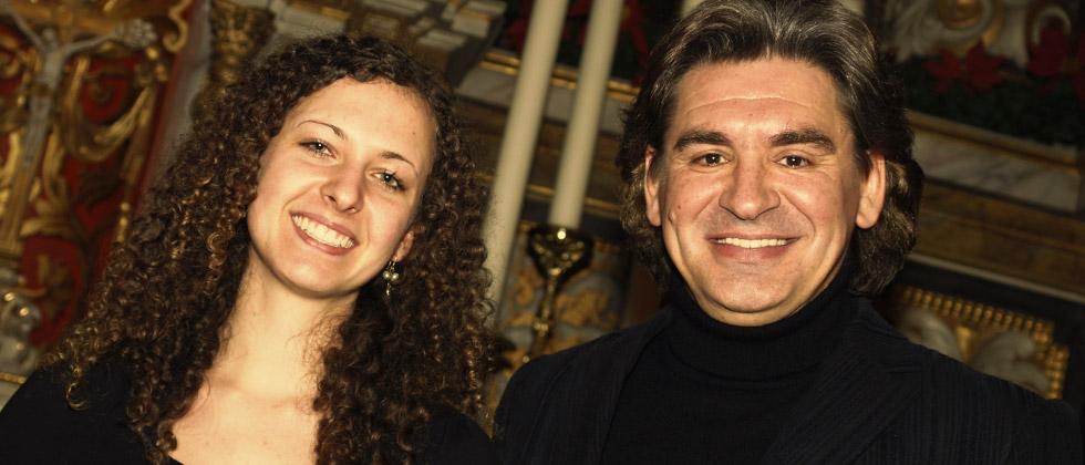 Freunde der Musikfreunde : Hannah Rabe und Zoran Todorovich