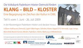 Festival KLANG – BILD – KLOSTER 2009 Teil 2